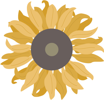 Free SVG File – 03 23 13 – Sunflower | SVGCuts com Blog