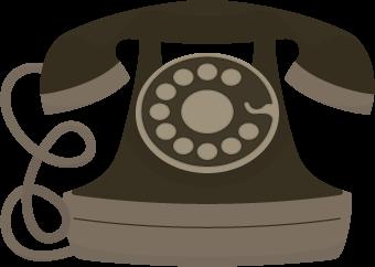Free Old Fashioned Telephone Icon