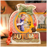 Acorn Autumn SVG Kit