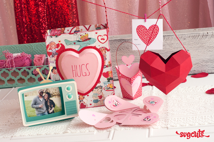 Shop Valentine Kits