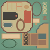 Attic Treasures SVG Kit