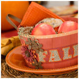 Fall Harvest SVG Kit