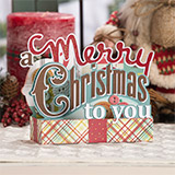 Christmas Box Cards SVG Kit