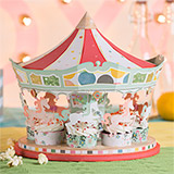 Carousel Ride SVG Kit