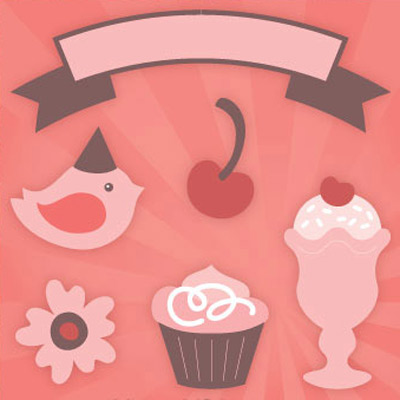 Cheryl's Sweet Treats Mini SVG Collection