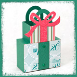 Christmas Gift Bags and Boxes SVG Kit