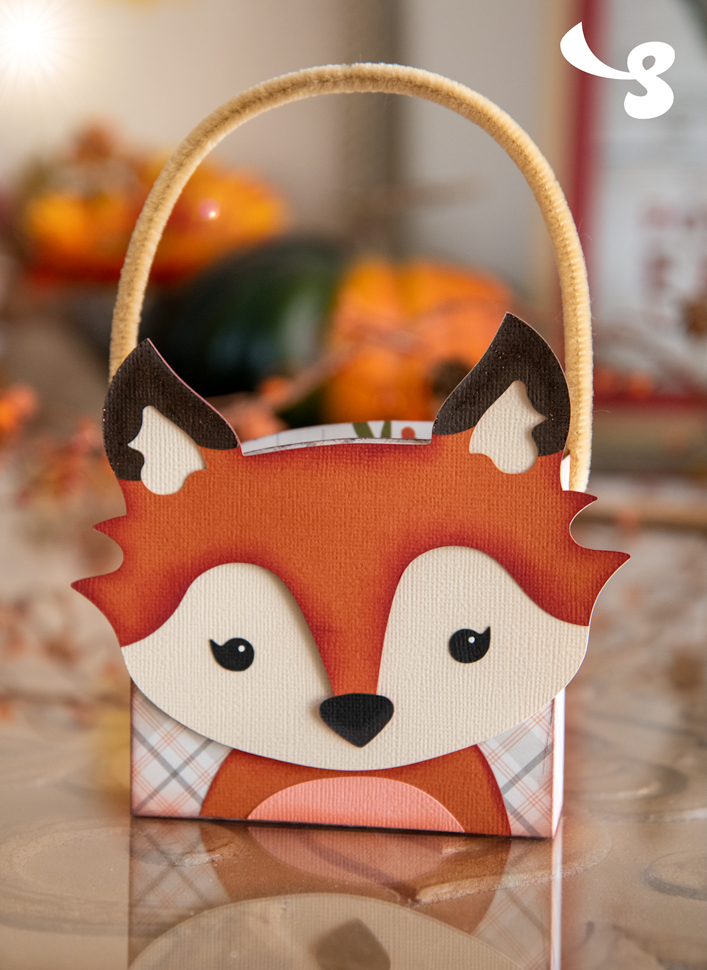 Cute Fox Bag