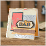 My Day With Dad SVG Kit