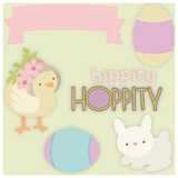 Hippity Hoppity SVG Kit