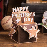 Father's Day Box Cards SVG Kit