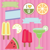 Fruity Fiesta SVG Kit
