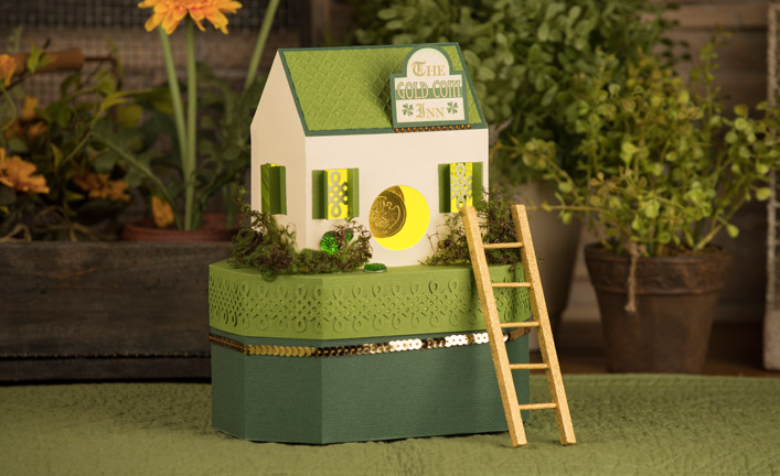 Gold Coin Inn Leprechaun Trap