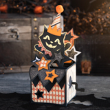 Halloween Box Cards SVG Kit