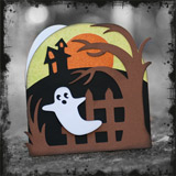 Haunted Hemlock Cards SVG Kit