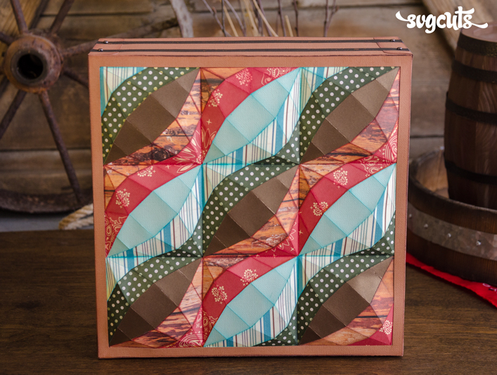 Heirloom Quilt Box