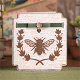 Honeybee Tea SVG Kit