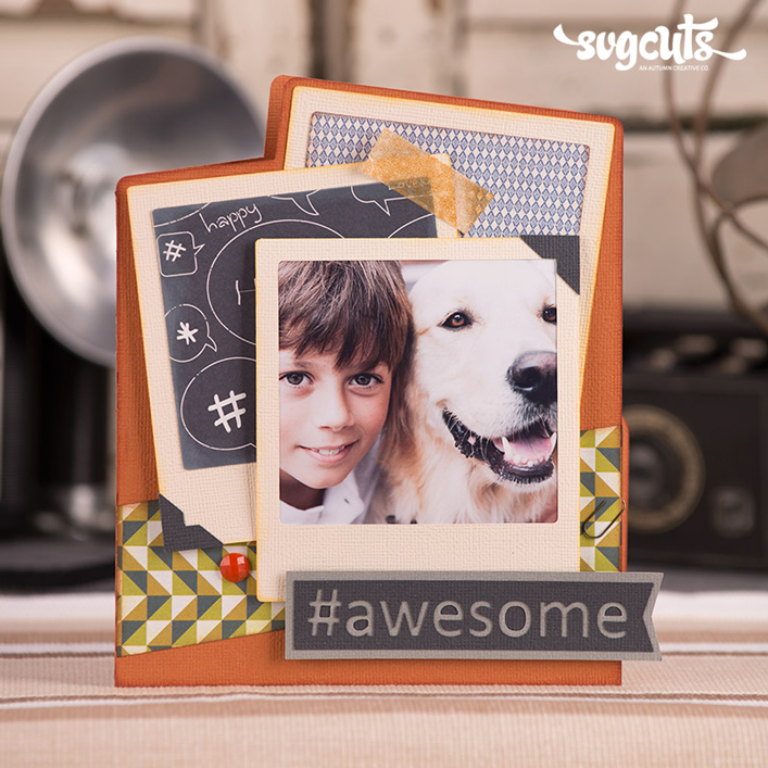 Instant Photo Card (Awesome)