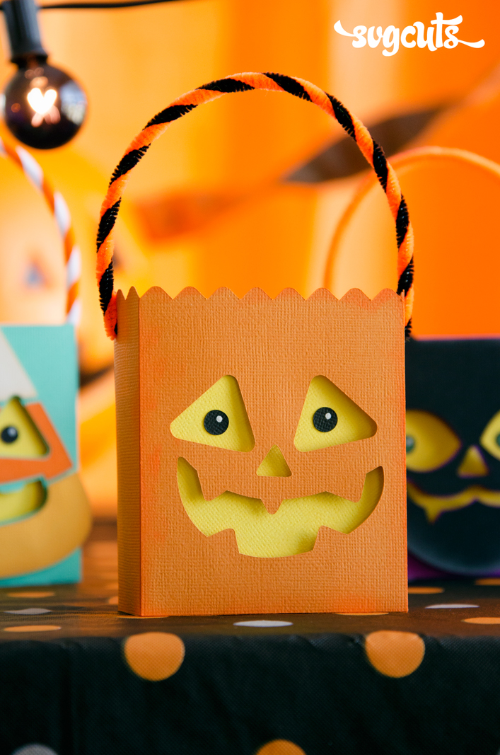 """Jack"" Treat Bag"