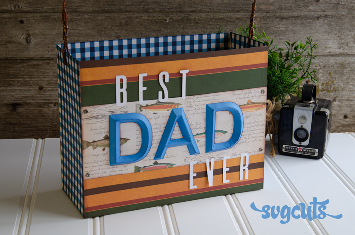 Best Dad Bag - Click Image to Close