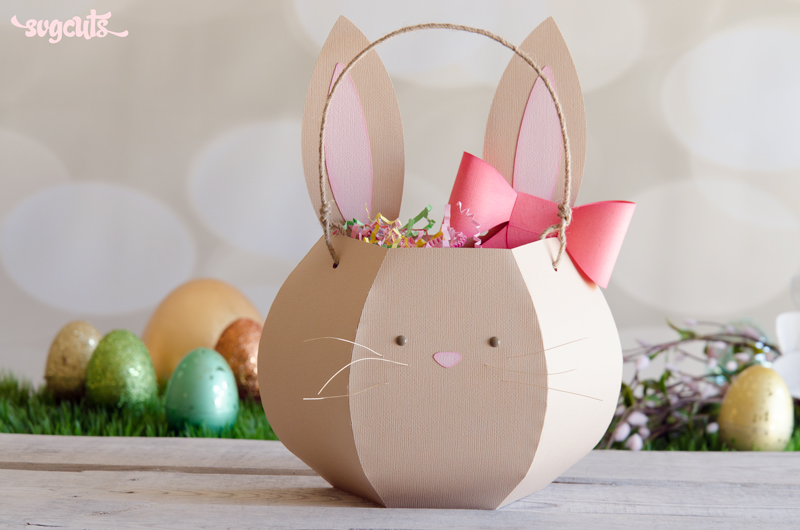 Bunny Trail Bags SVG Kit - Click Image to Close