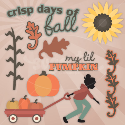 Crisp Days of Fall SVG Kit - Click Image to Close
