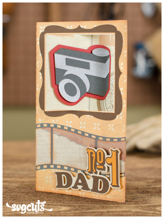 My Day With Dad SVG Kit - Click Image to Close