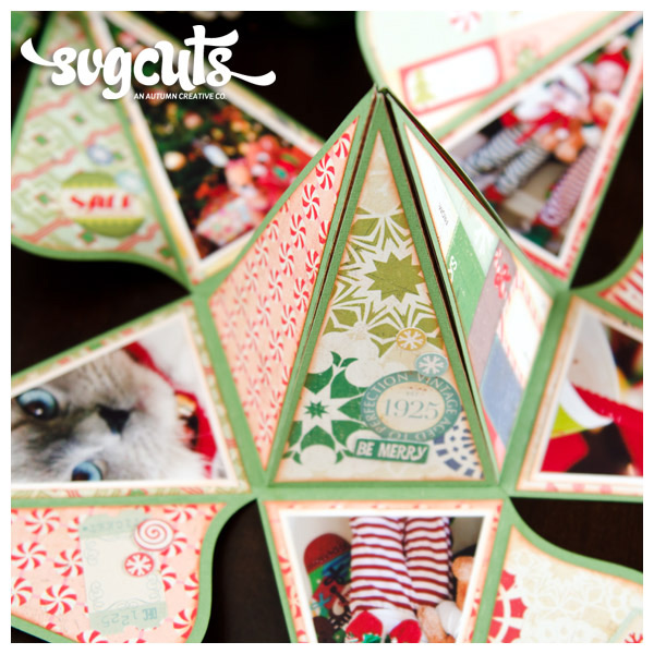 December Gifts SVG Kit - Click Image to Close