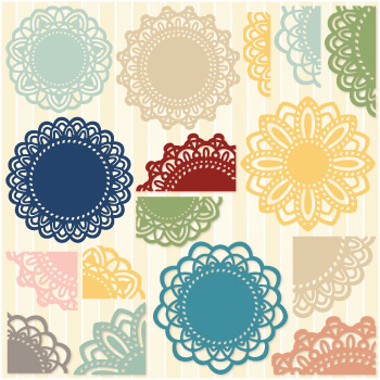 Doilies SVG Collection - Click Image to Close
