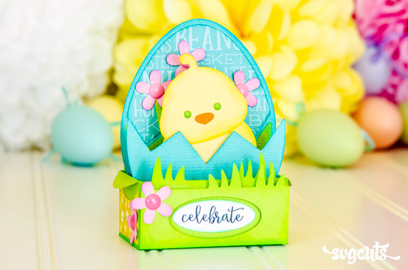 Easter Box Cards SVG Kit - Click Image to Close