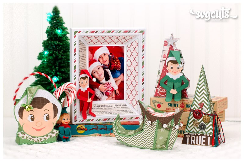 Reviews Santa S Helpful Elves Svg Kit 8 99 Svg Files For Cricut Silhouette Sizzix And Sure Cuts A Lot Svgcuts Com