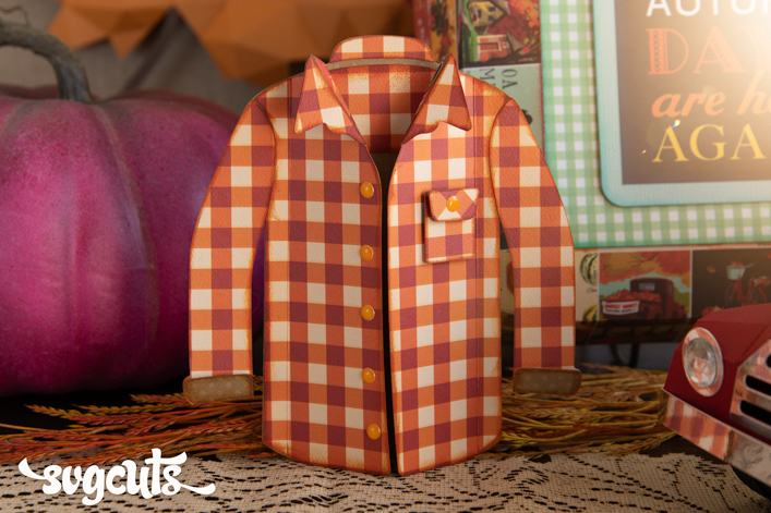 Flannel Shirt Card - Click Image to Close