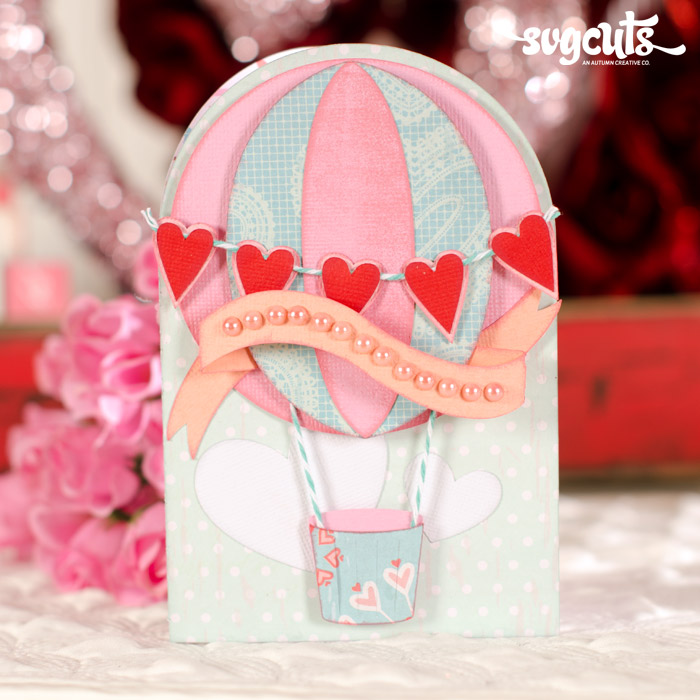 For My Valentine SVG Kit - Click Image to Close