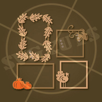 Autumn Frames SVG Collection - Click Image to Close