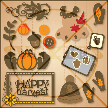 Harvest Country Home SVG Collection - Click Image to Close