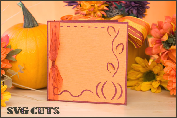 Linus' 3D Fall Cards SVG Kit - Click Image to Close