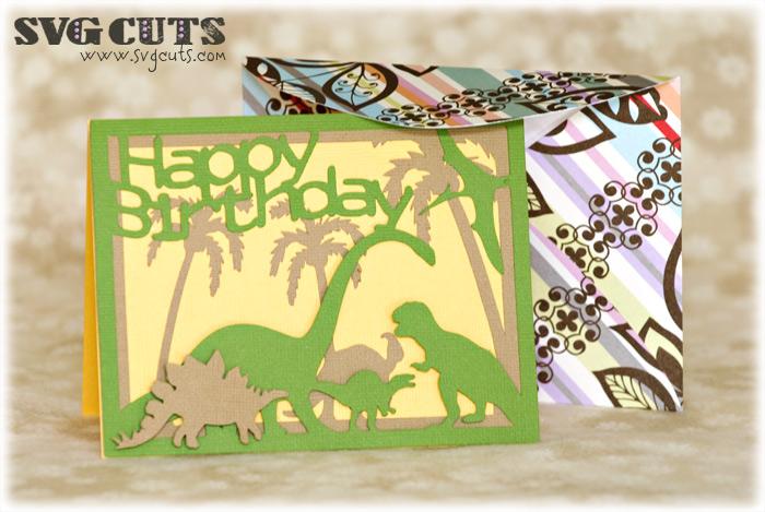 Happy Birthday Cards Svg Kit 5 99 Svg Files For Cricut