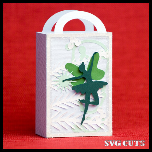 Christmas Gift Bags SVG Kit - Click Image to Close
