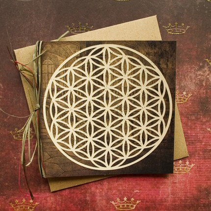 Flower of Life Symbol - Click Image to Close