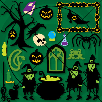 Hazel's Wicked Witch Crafts SVG Collection - Click Image to Close