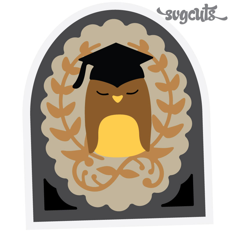 Graduation Cards and Tags SVG Kit - Click Image to Close