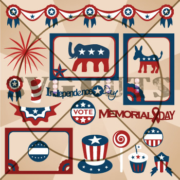 Uncle Sam's Extravaganza SVG Collection Part 2