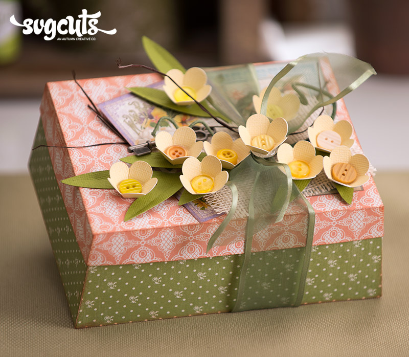 Mom's Garden Gifts SVG Kit - Click Image to Close