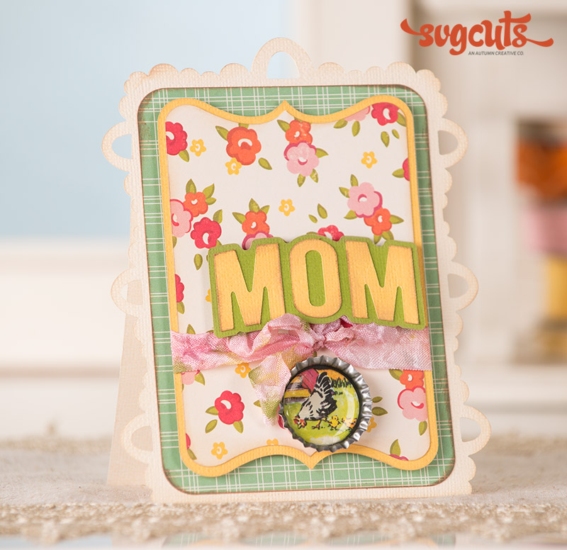 Cards For Moms SVG Kit - Click Image to Close