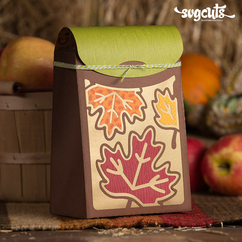 Leaves Are Falling SVG Kit - Click Image to Close