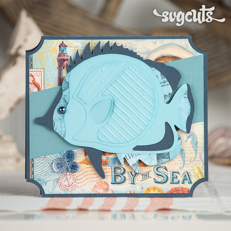 Seaside SVG Kit - Click Image to Close