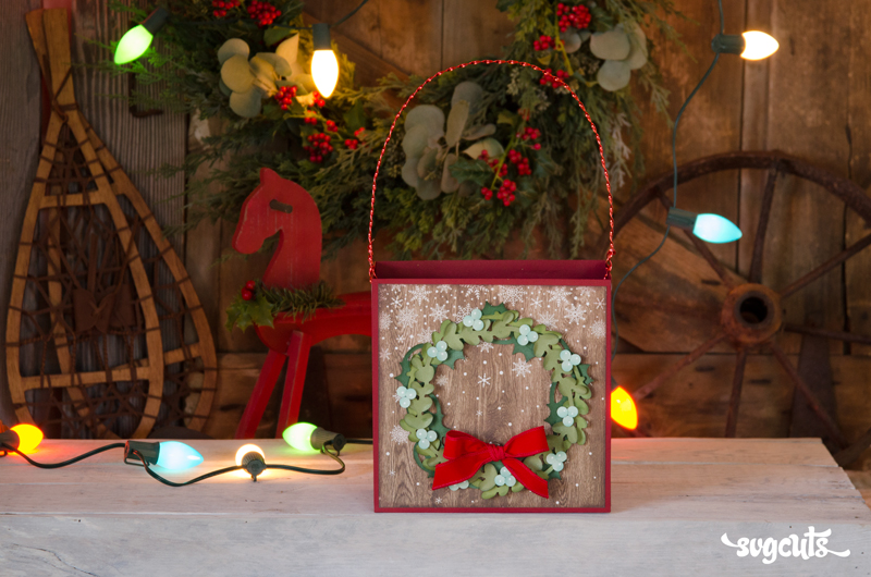 Snowed-In Gift Bags SVG Kit - Click Image to Close