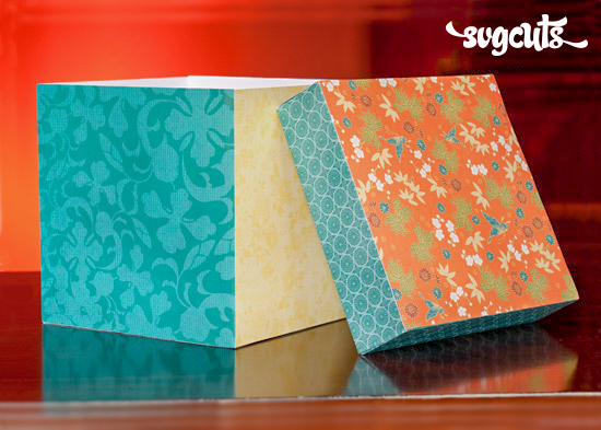 Big Boutique Boxes SVG Kit - Click Image to Close