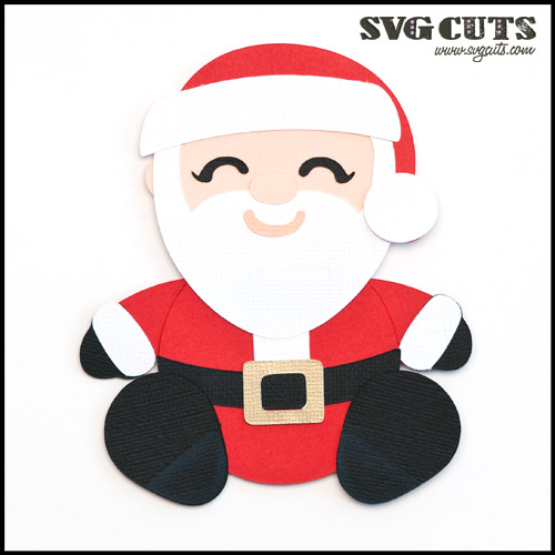 Christmas Cuddly Friends SVG Collection - Click Image to Close