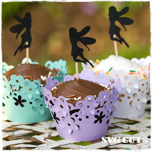 Patio Party Cupcake Wrappers SVG Kit - Click Image to Close