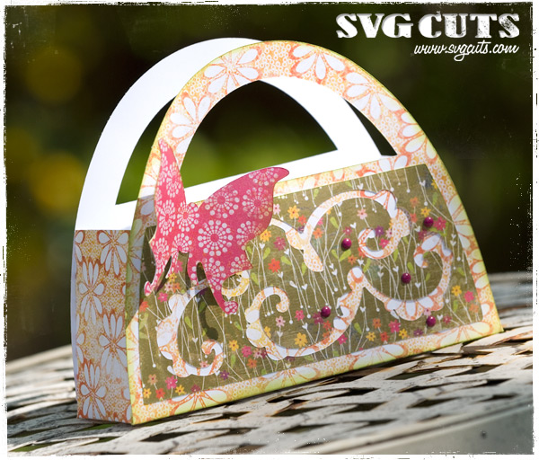 Sunny Weekend Purses SVG Kit - Click Image to Close